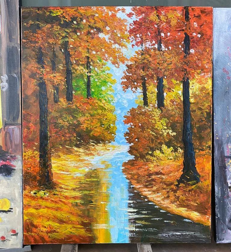 Art/Custom Painting#1  100x80