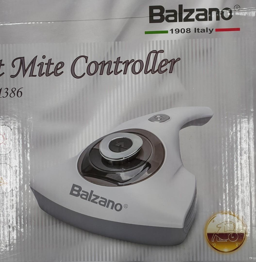 居家必備---Balzano 高效能HEPA塵蟎機