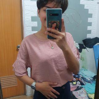 Bundle blush pink and highwaist pants