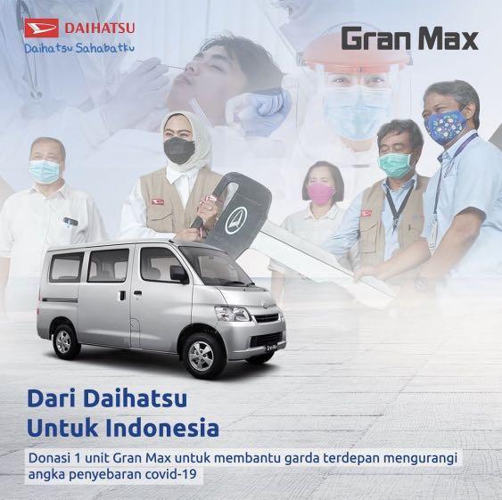DP MURAH Daihatsu Granmax Minibus mulai 18 jutaan. Daihatsu Fatmawati