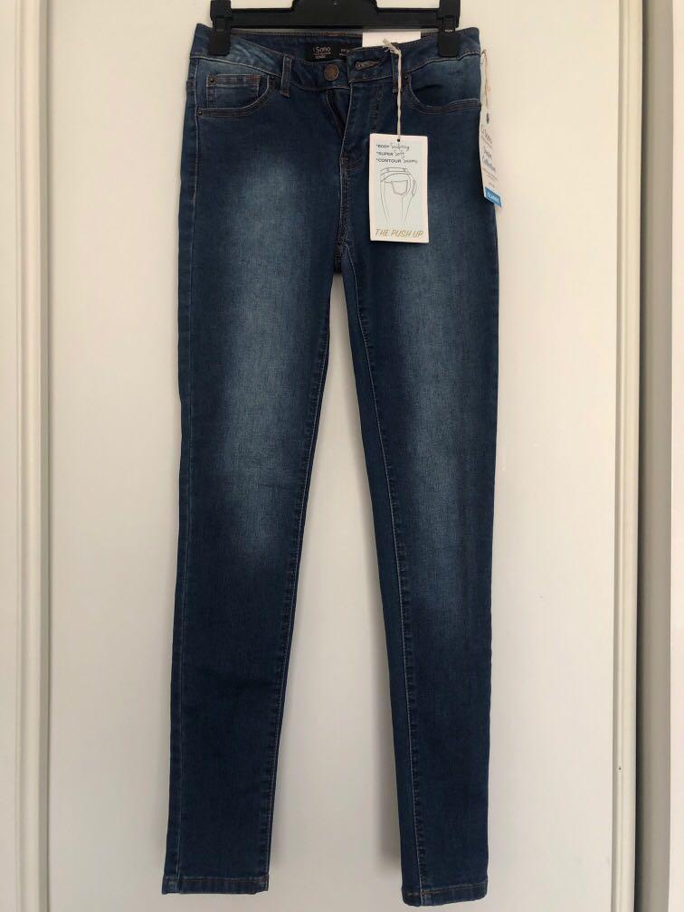 Fashion nova push up jeans