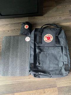Fjallraven  13inch laptop backpack