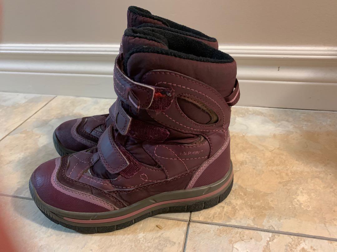 Geox Amphibiox boots size 11
