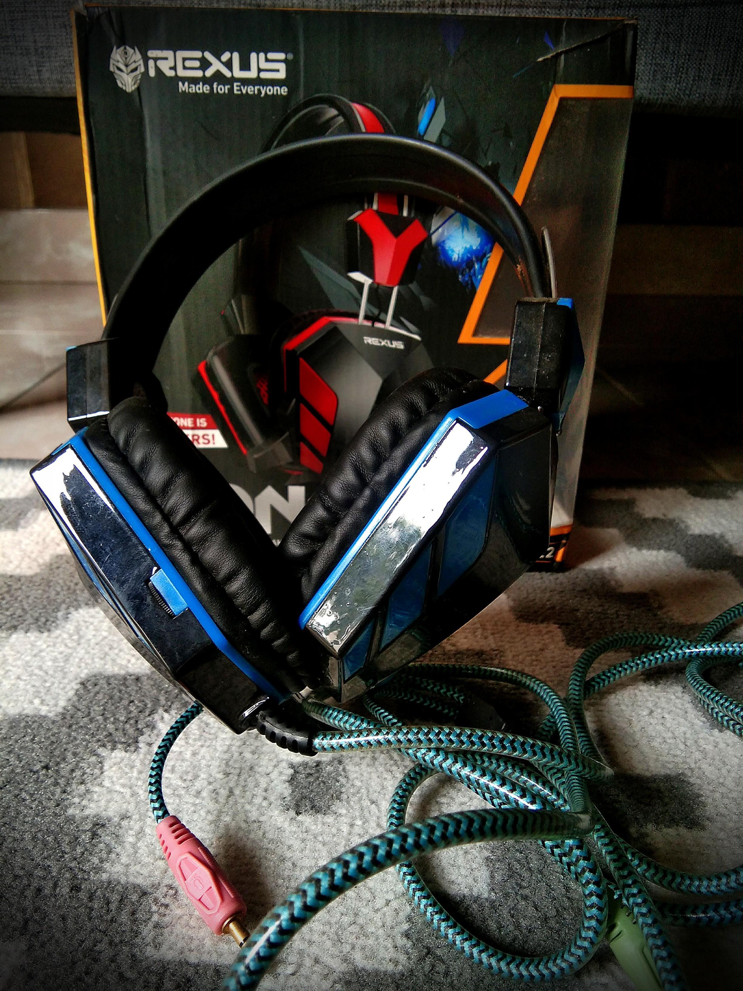 Headset gamers Rexus Vonix F22