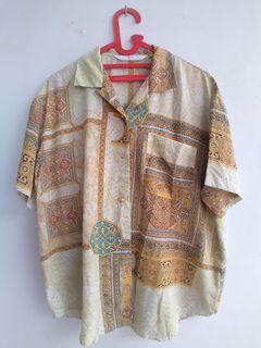 Kemeja blouse vintage