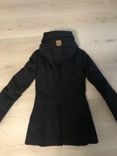 Mackage Downfill Wool Coat Jacket