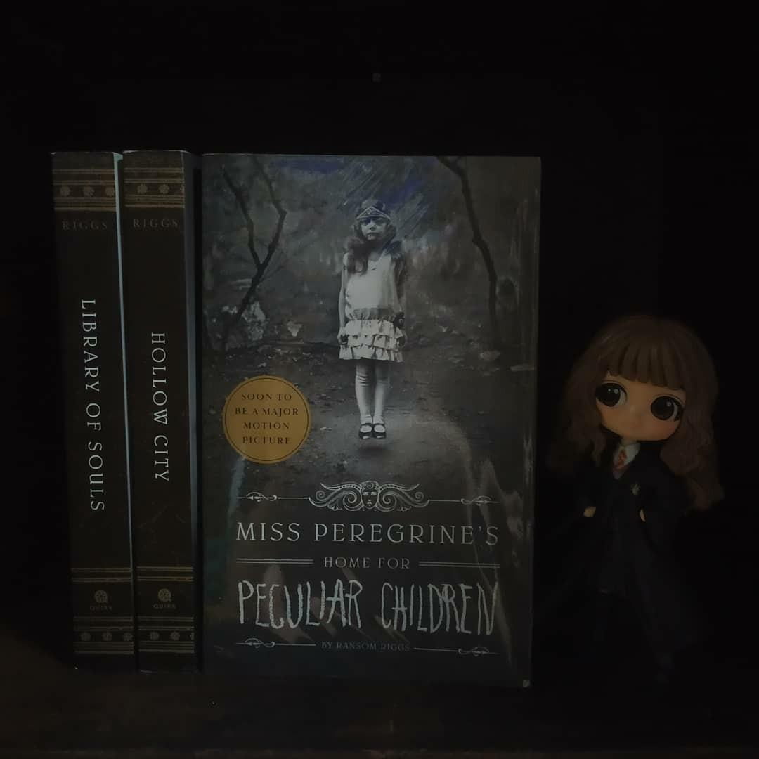 Miss Peregrines 1-3 by Ransom Riggs