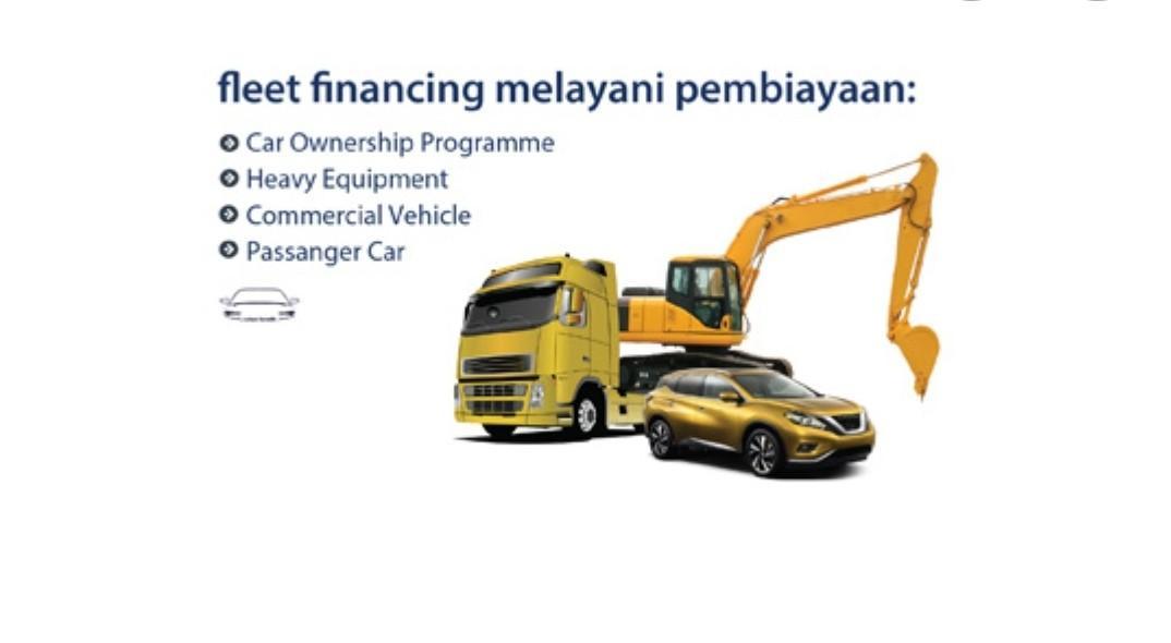 Mobil kredit, truk kredit dan pengadaan