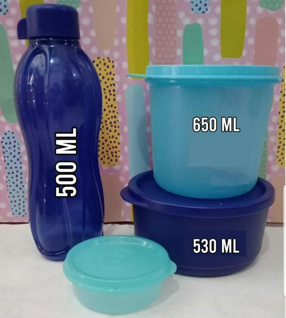 Paket Biru Tupperware