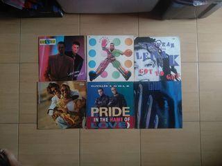 Piringan Hitam Vinyl Single