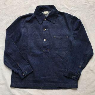 Pullover Denim Standard Style not Buzz Ricksons