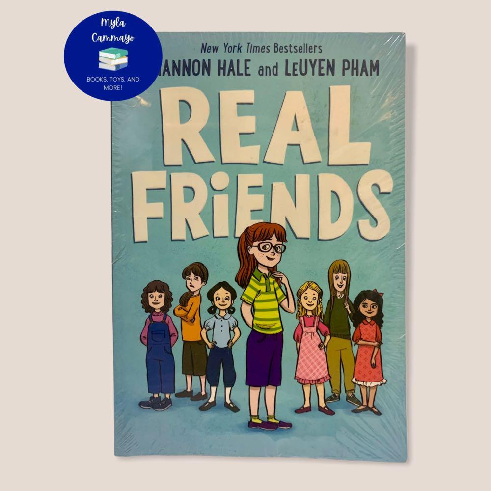 Real Friends (Graphic Novel)