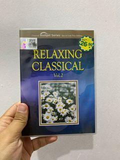 RELAXING CLASSICAL VOL 2 TWO DISCS