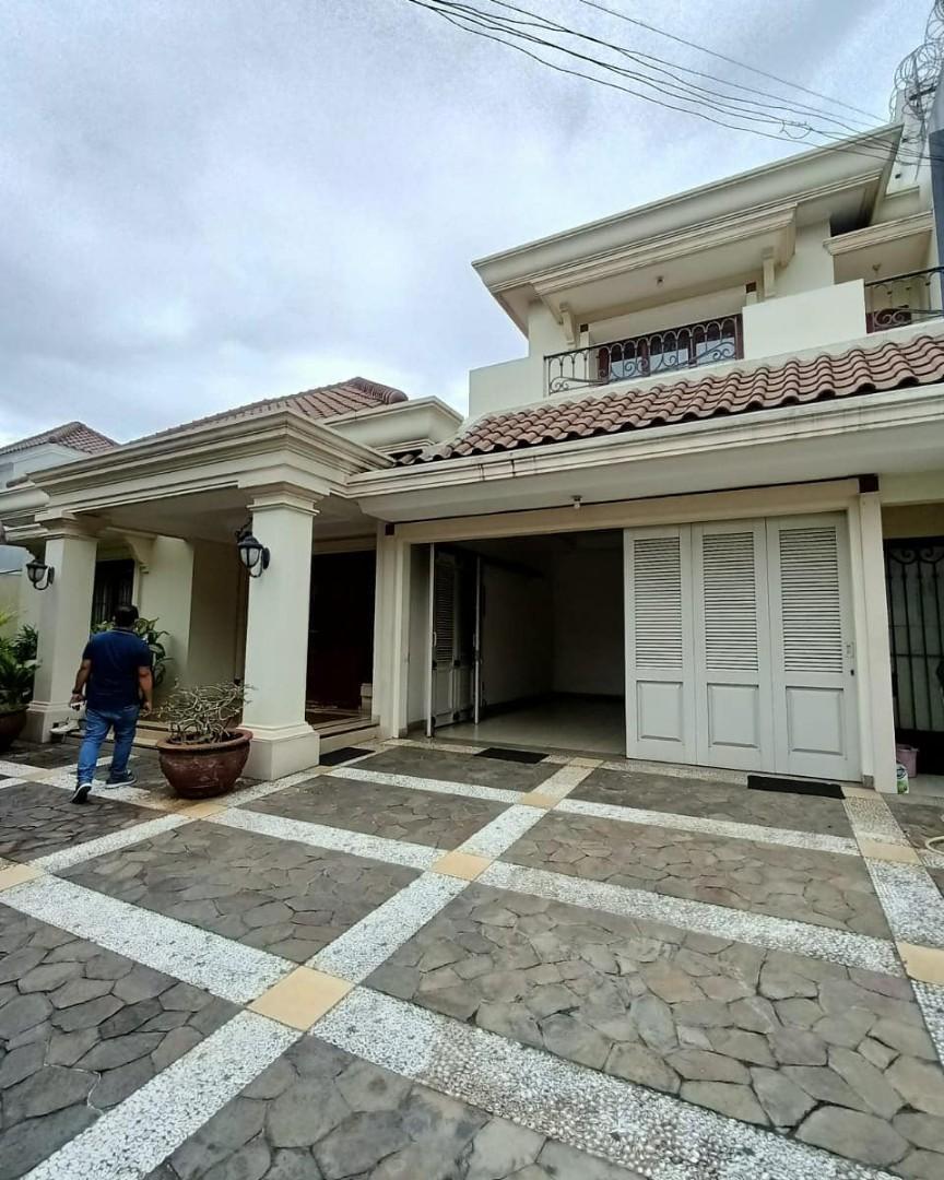 Rumah mewah elegant