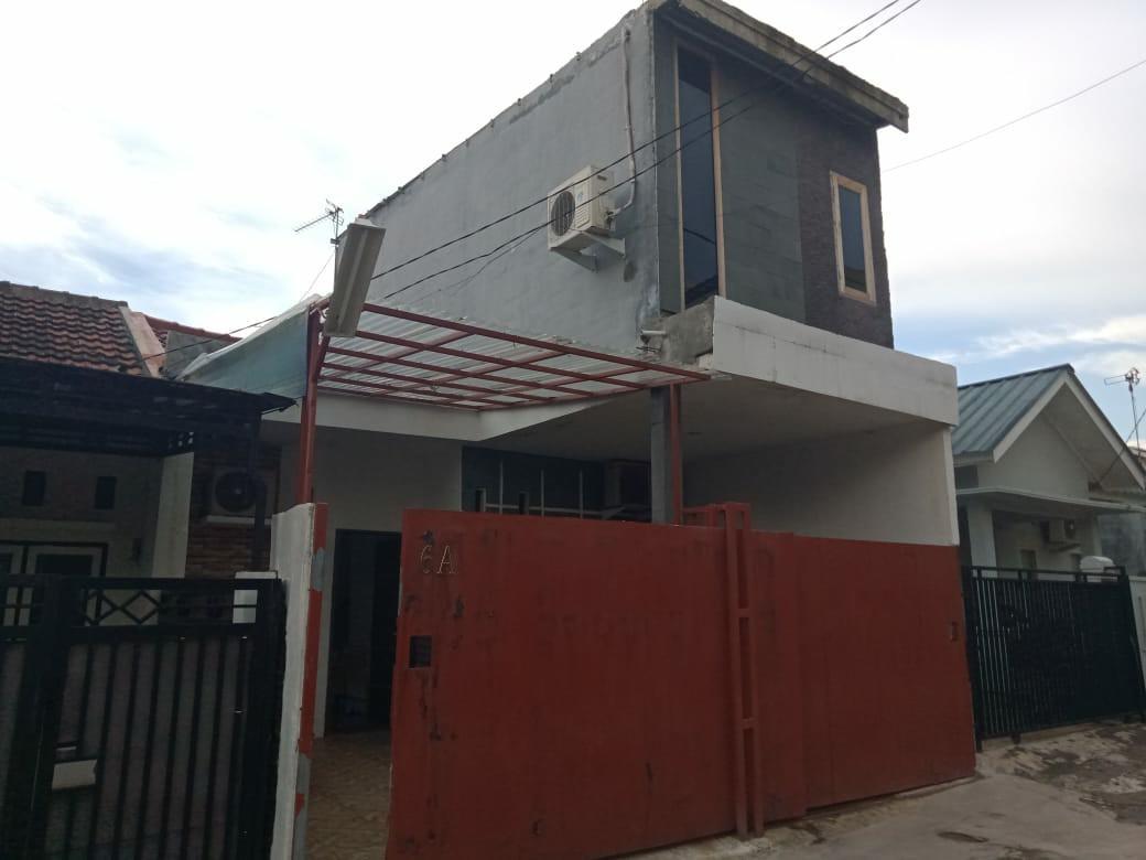 Rumah Murah Dekat Cikunir Bekasi Selatan SIAP HUNI 2 Lantai