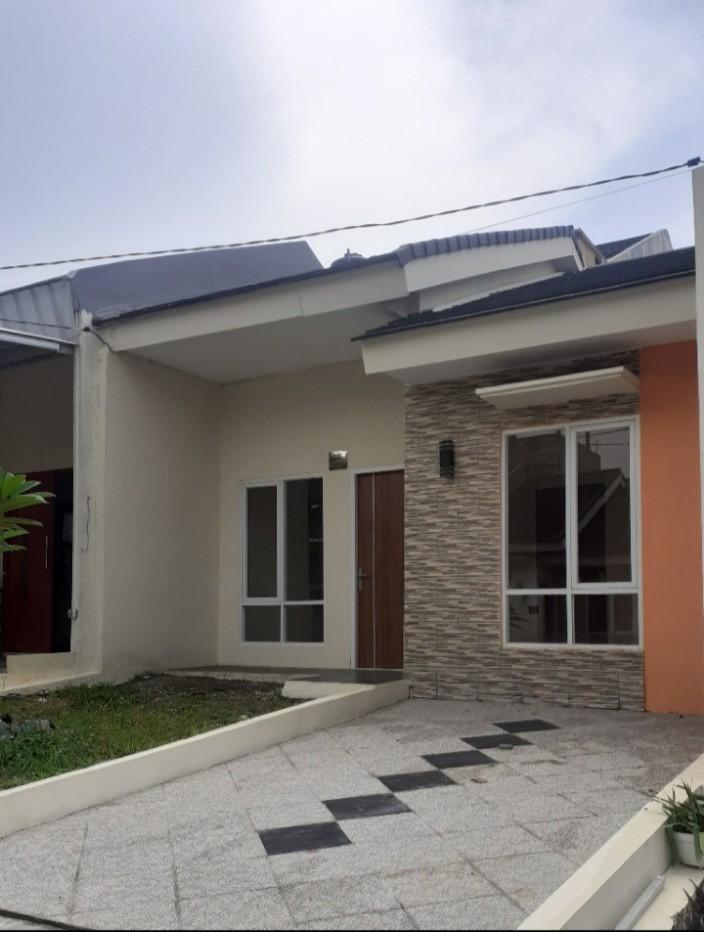 Rumah ready DP ringan cicilan murah free BPHTB dekat tol Cimanggis