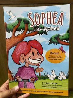SOPHEA THE SAVIOUR STORYBOOK