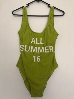 Swimsuit/bodysuit -M