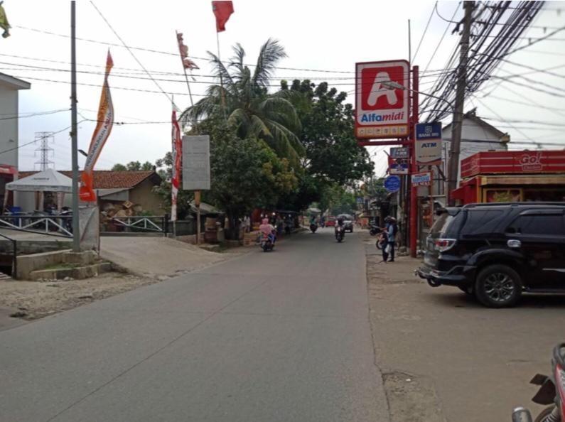 Tanah Luas 3044M2, Cocok untuk Perumahan/Townhouse, di Tanah Baru, Depok