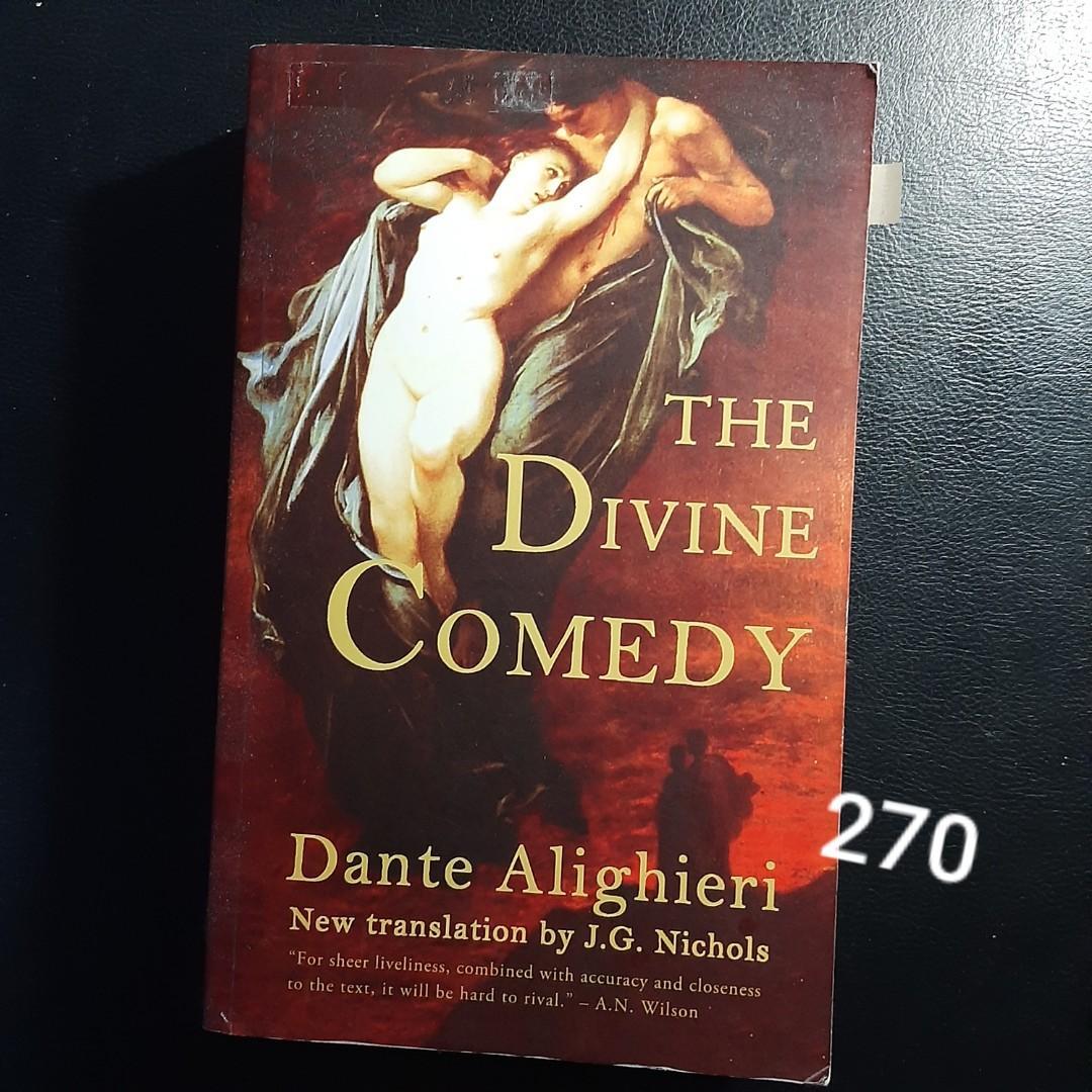 The Divine Comedy by Dante (trans. Nichols)