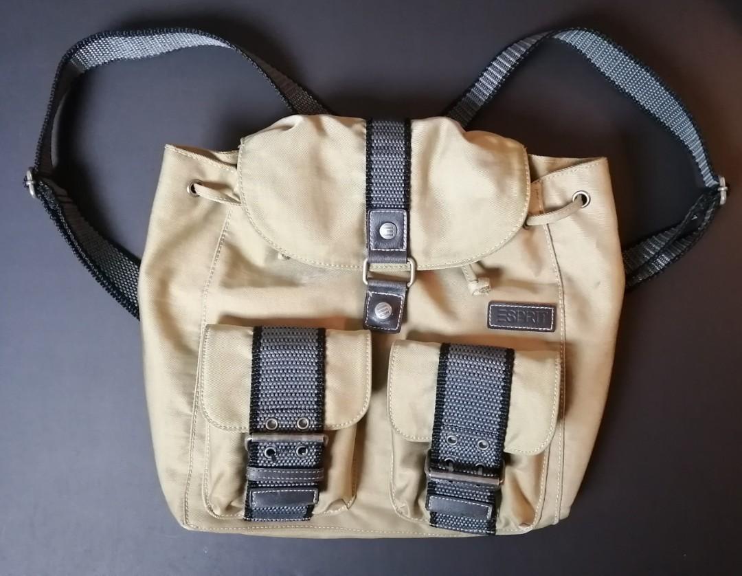Vintage Esprit Backpack