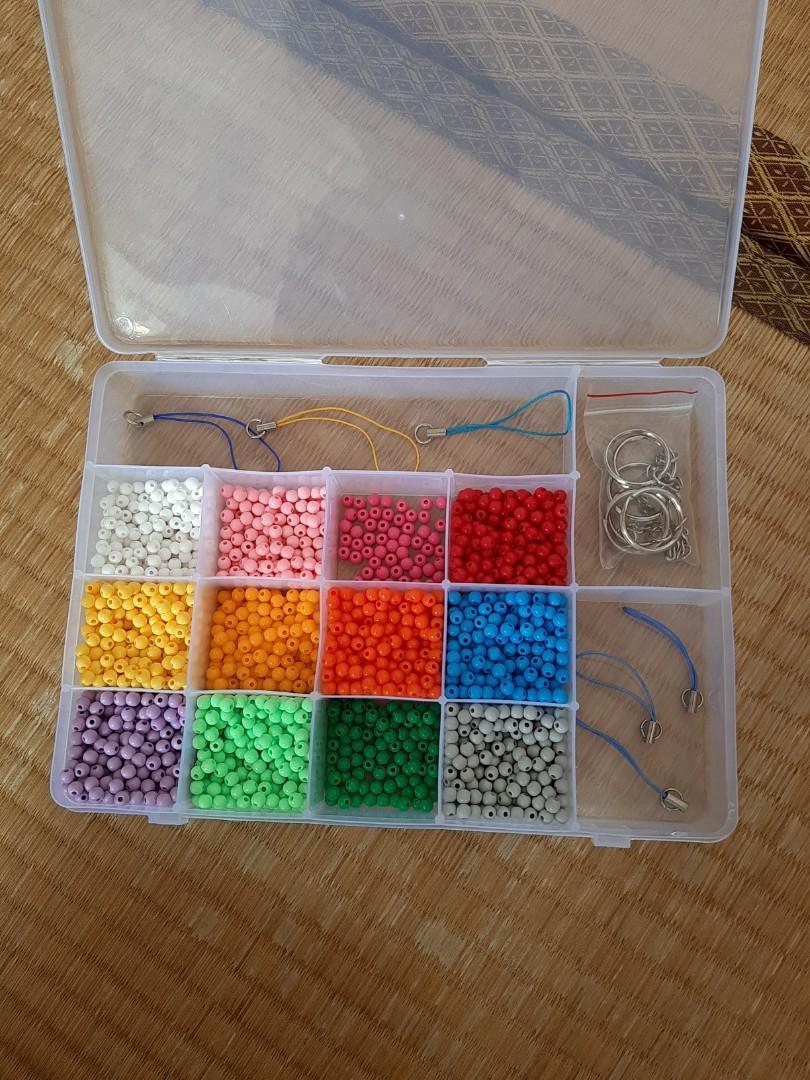 串珠材料盒