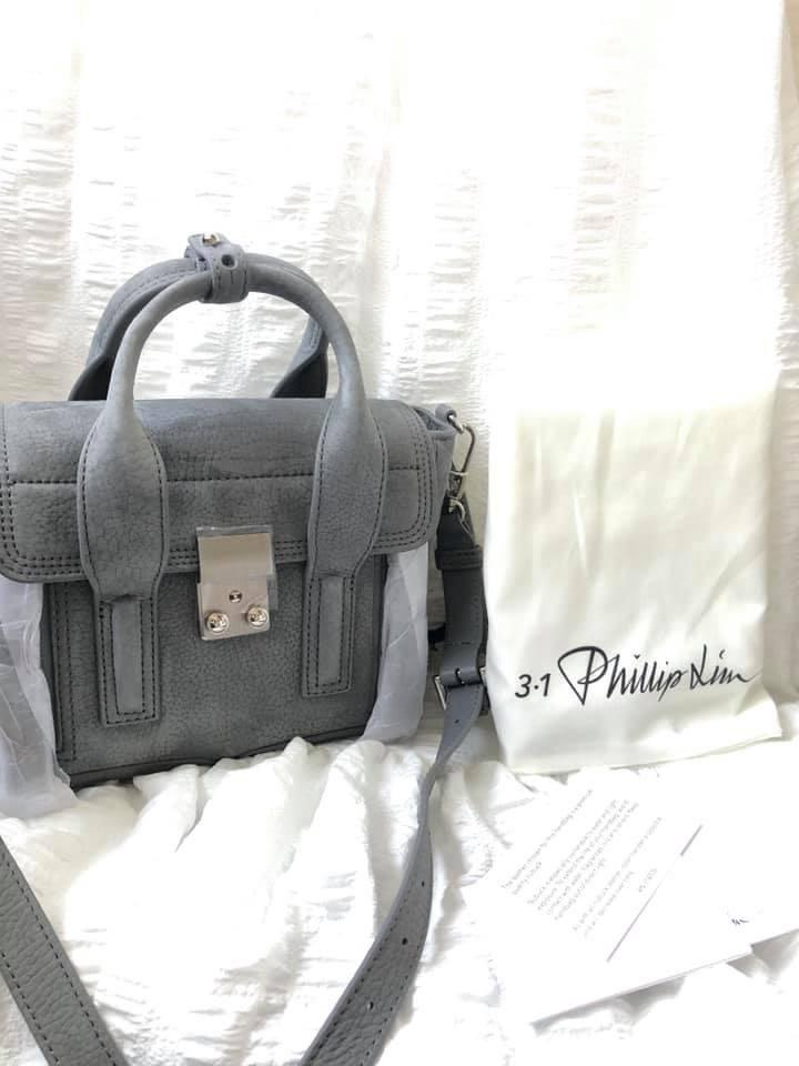 全新 3.1Phillip Lim Pashli Mini Bag