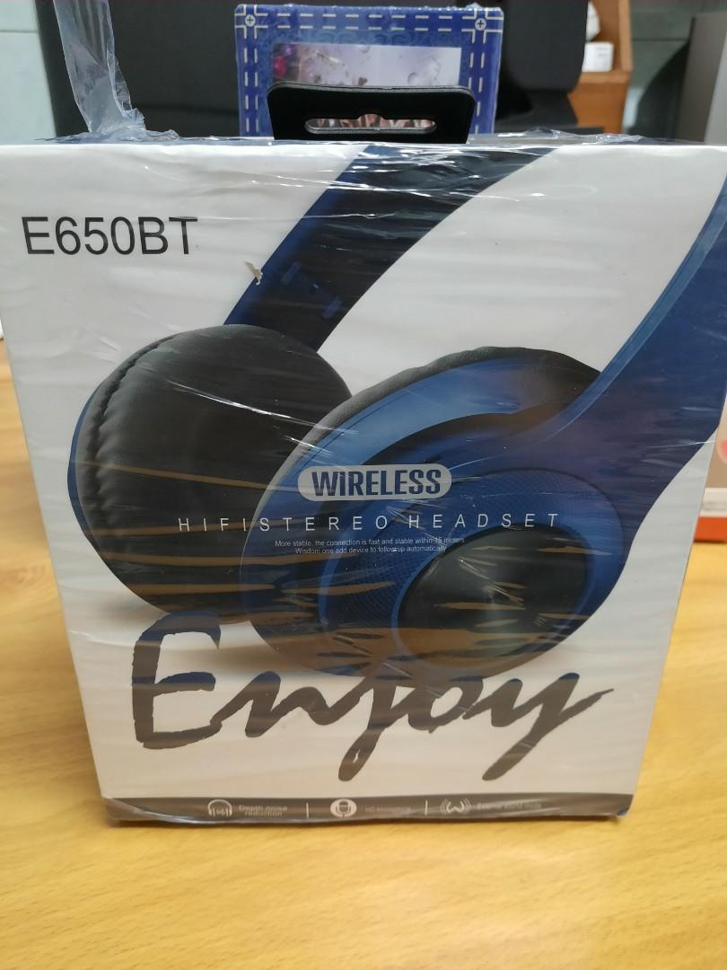 耳罩式 藍芽耳機