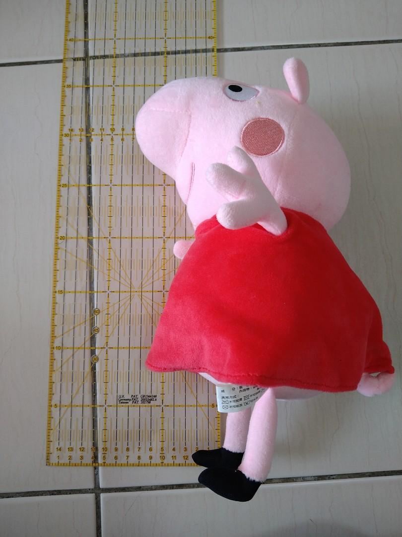 佩佩豬 絨毛娃娃 35公分