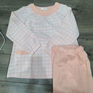 華歌爾 粉色睡衣 全新