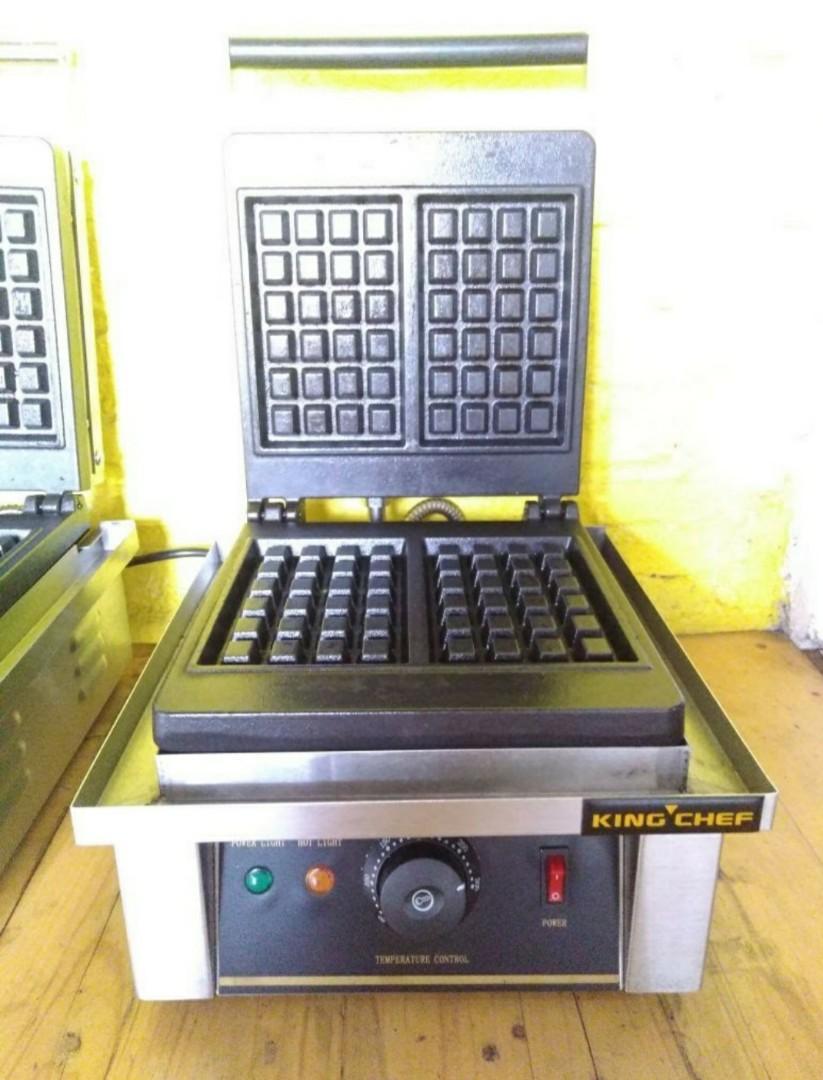 Alat Pembuat Waffle