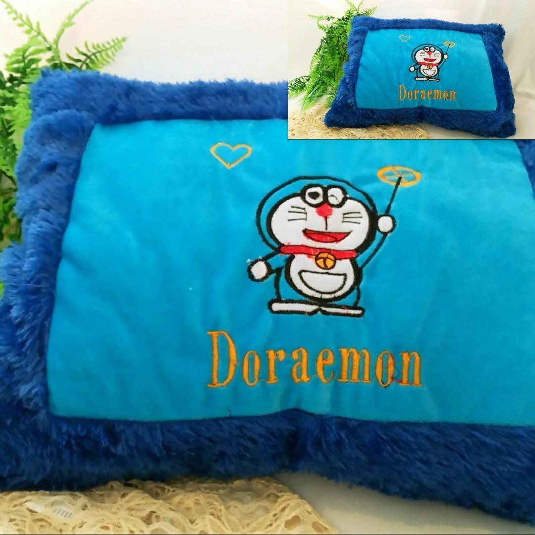 Bantal Rasfur Doraemon Murah