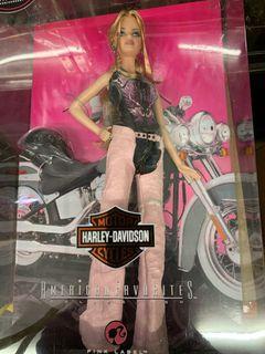 Barbie Doll aHarvey Davidson
