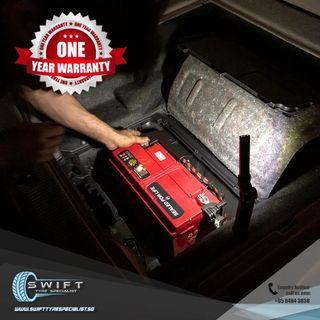 Car Battery For All Cars
