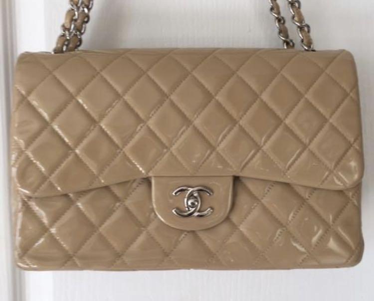 Classic Flap Beige Chanel