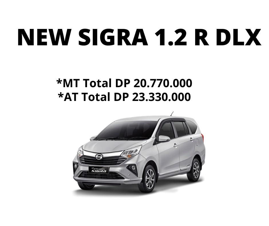 Daihatsu Sigra 1.2 R Deluxe 2021