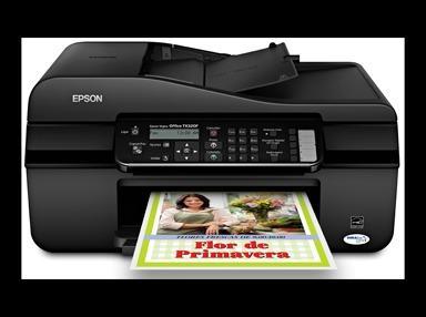 Epson Stylus Office TX320F 5合一商用傳真複合機 Fax Scanner & Printer