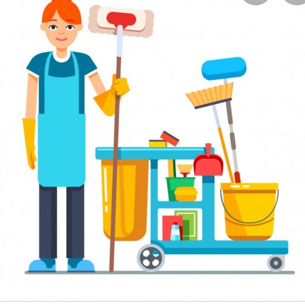 Full time cleaners Male/Female in the East