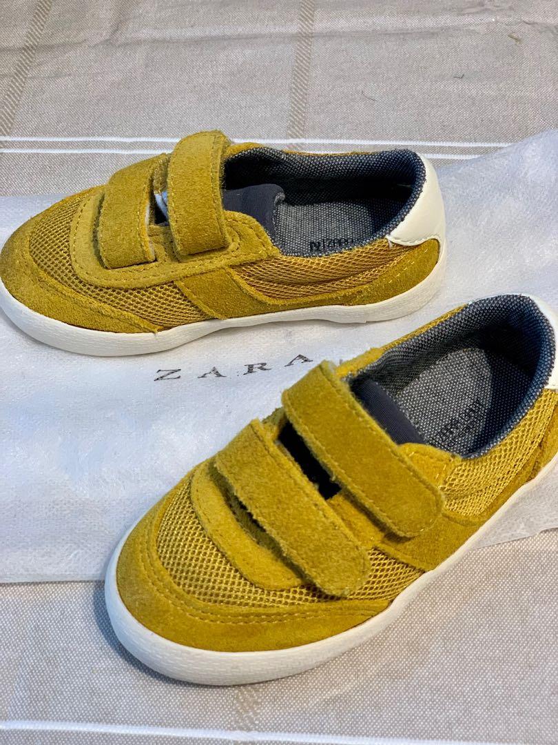 GUC infant boys Zara shoes sz 21