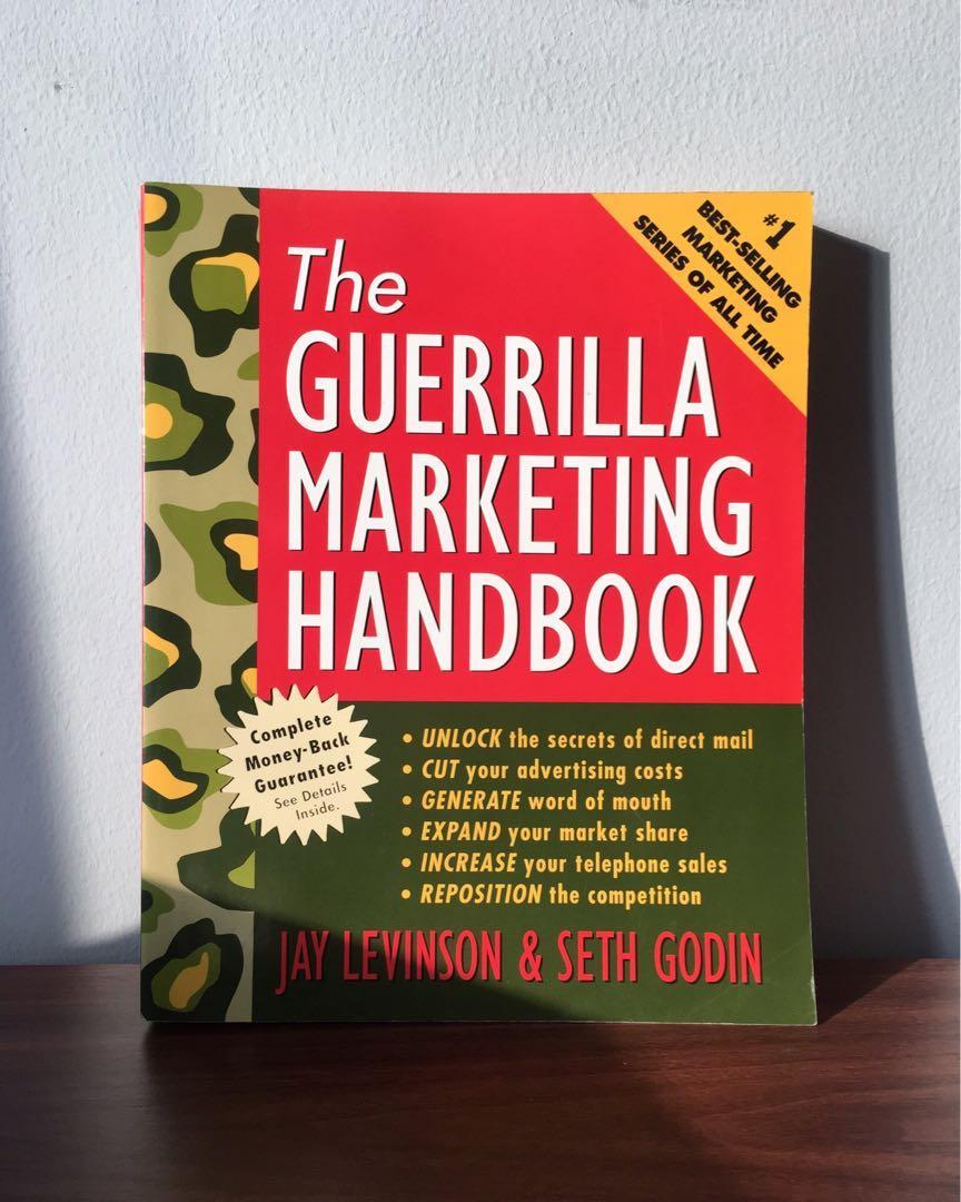 Guerilla Marketing Handbook