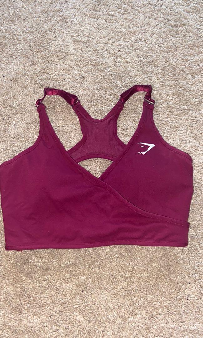 Gymshark padded sports bra