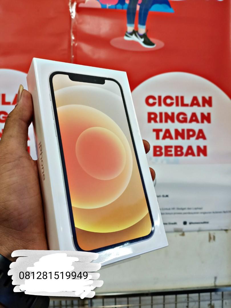 IPhone 12 64GB Ibox Nyicil Bisa Tanpa DP