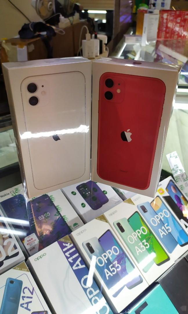 Kredit Apple iPhone 11 128GB Resmi Proses Mudah dan Singkat.