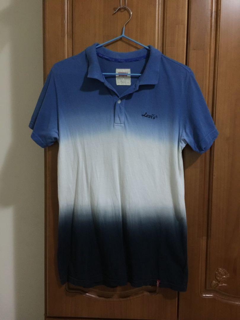Levi's大童polo衫
