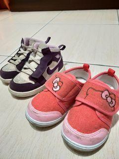 Nike女童鞋8C 買一送一