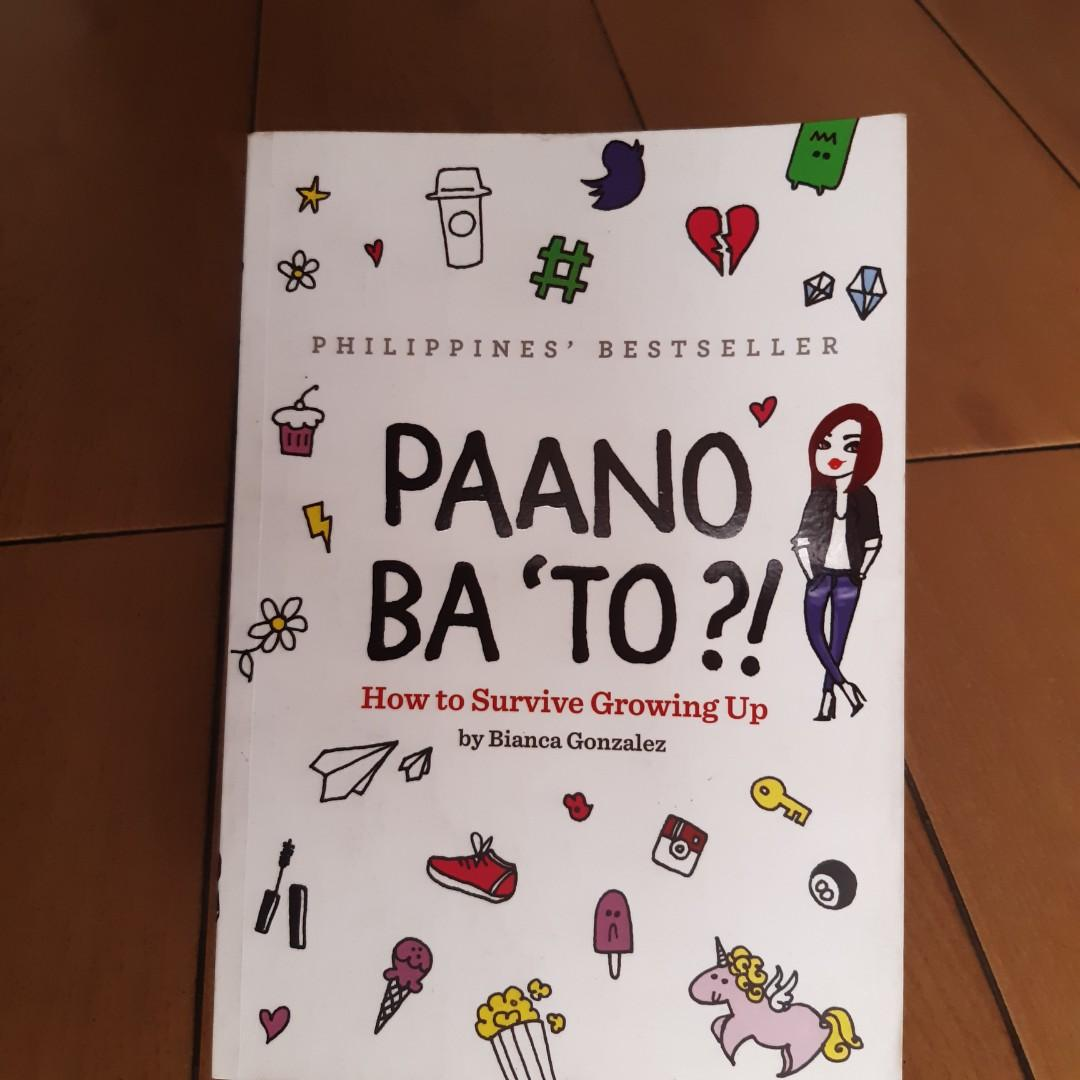 Paano Ba 'To ?! By Bianca Gonzales