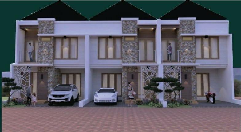Rumah 2 Lantai Margonda Raya,Depok