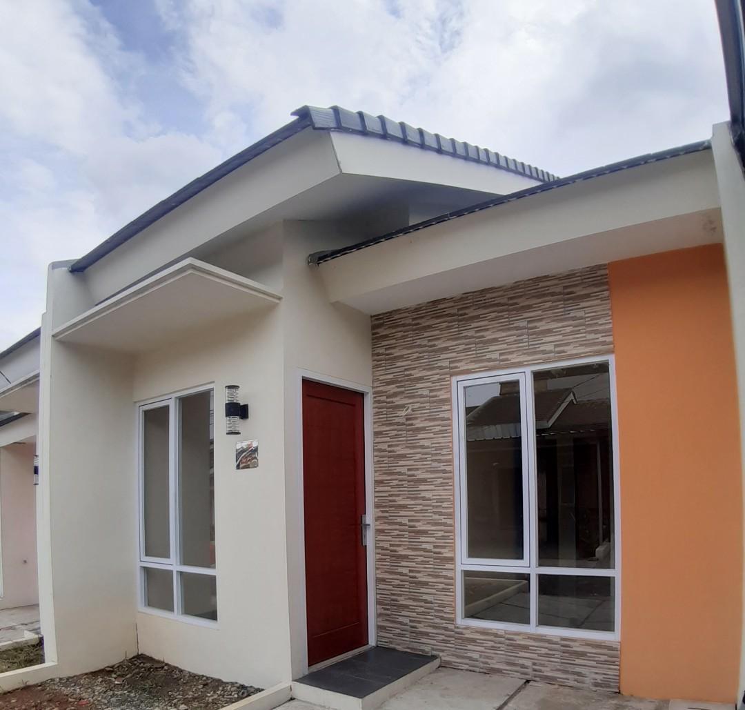 Rumah Modern Ready Stock Cibubur Lokasi dekat Akses Tol Jatikarya