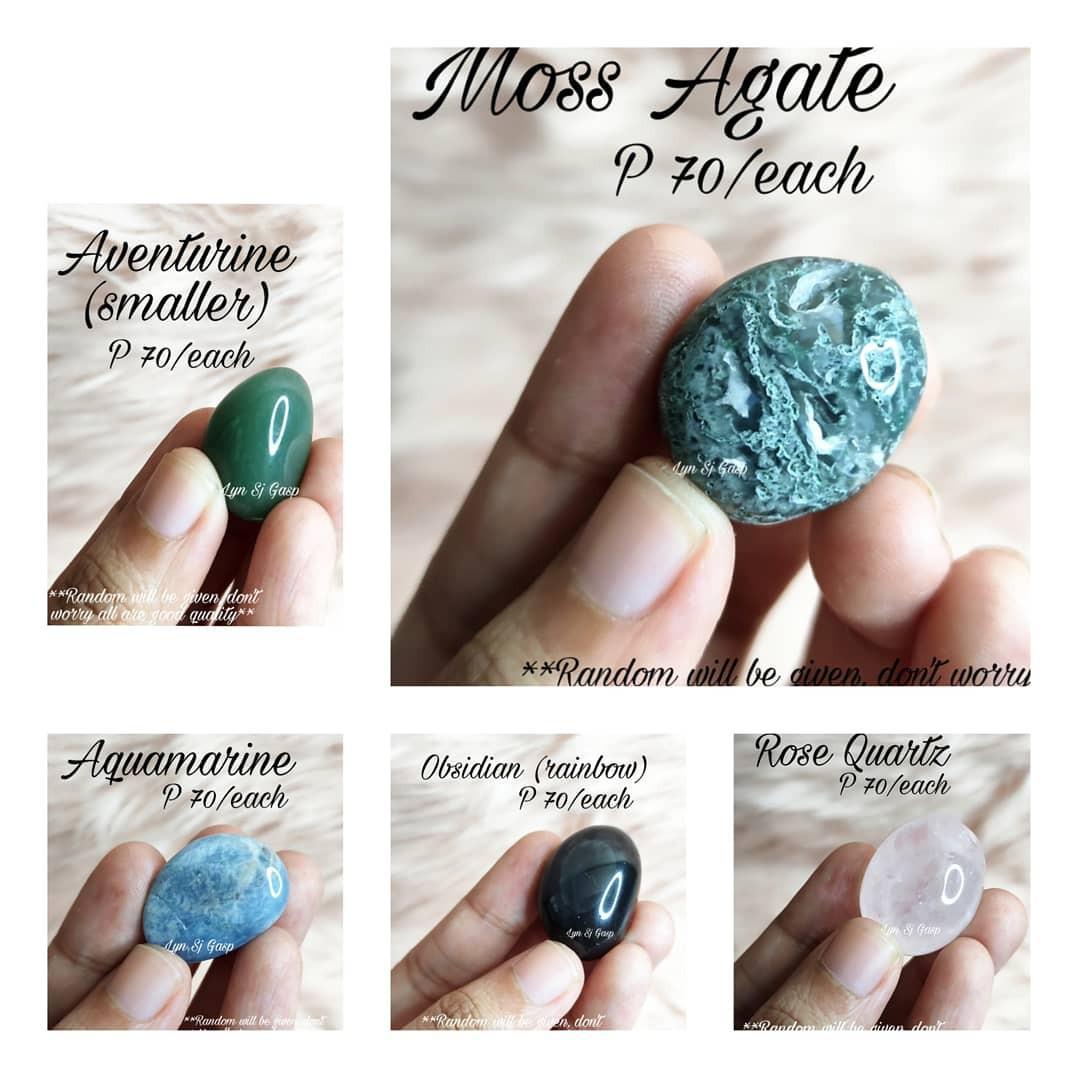 Tumbled Stone (authentic)