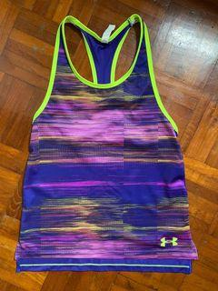 Under Armour Size S Sports Top Singlet